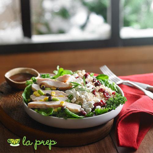 Signature Salad - Quinoa Bowl