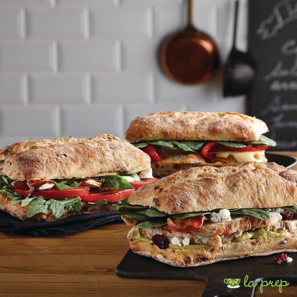 Premium Sandwich Lunch Box