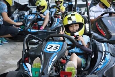 儿童卡丁车 (1次) - Kid Kart (1 race)