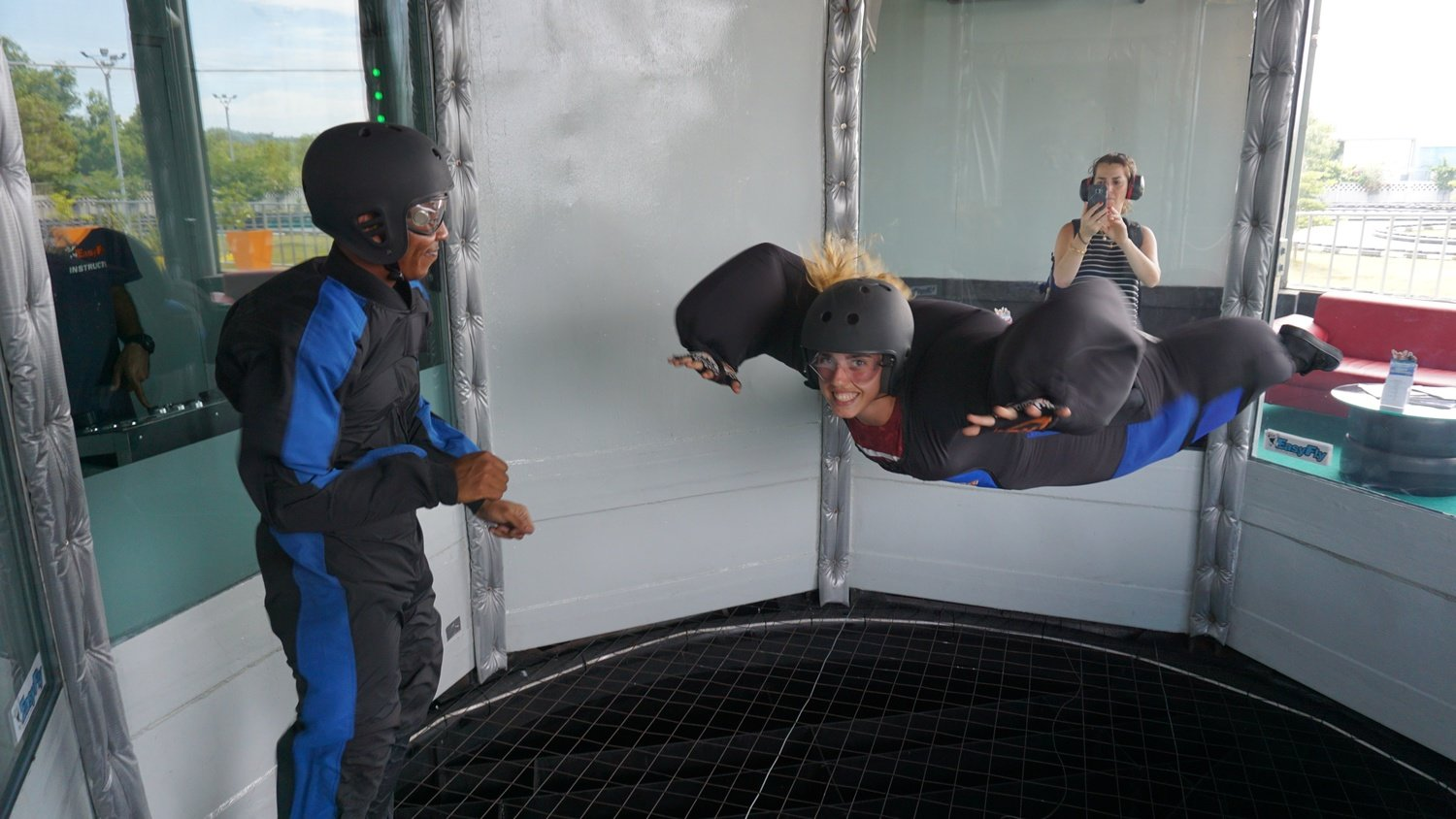 First timer - Above 140 cm height (2 skydives)
