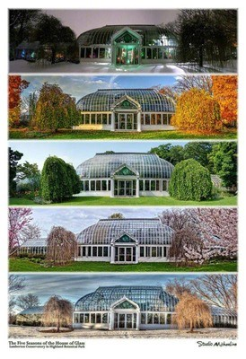 Five Seasons of the House of Glass