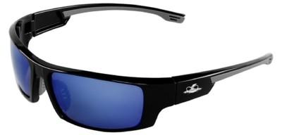 Bullhead Safety Glasses - Dorado