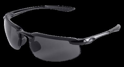 Bullhead Safety Glasses - Swordfish Black