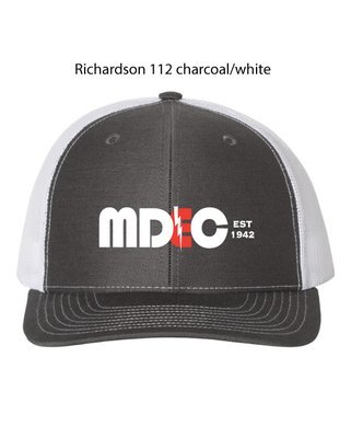 Richardson Gray/White Structured- One Size