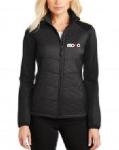 Port Authority L787 Ladies Hybrid Soft Shell Jacket