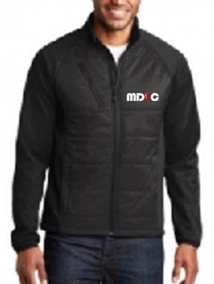 Port Authority J787 Hybrid Soft Shell Jacket