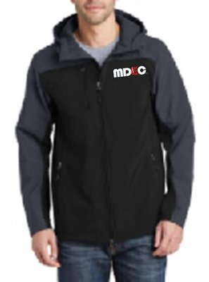 Port Authority J 335 Hooded Core Soft Shell Jacket