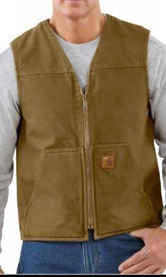 Carhart Vest (NOT FR) No Collar