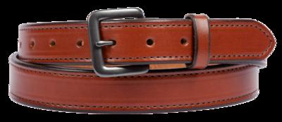 Bridle Leather Belt Stitched Work/Dress Belt