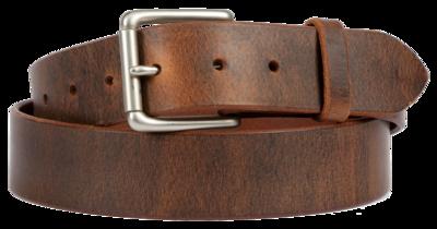 Distressed Leather Belt