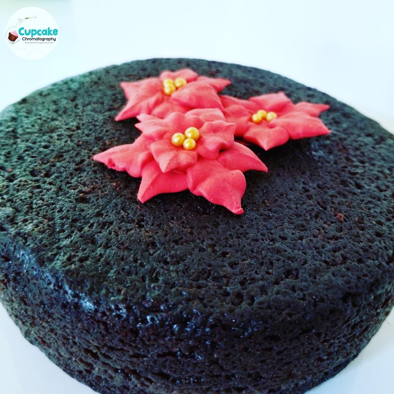 Black Fruit Cake (Seasonal)