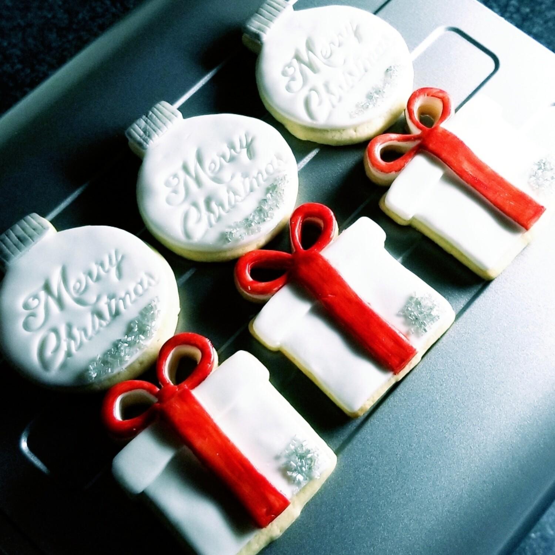 Bespoke Christmas Cookies! (Limited)