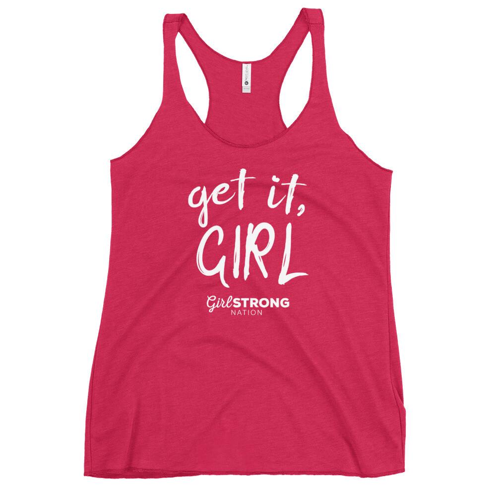 Get it Girl! Shocking Pink