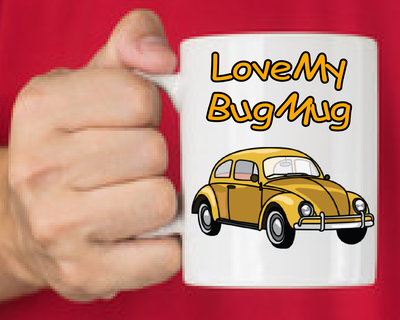 Love My Bug Mug