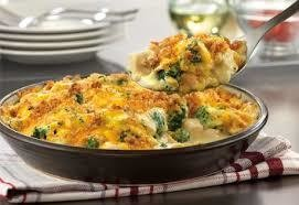 Chicken and Broccoli Bake 500g