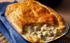 Pie - Chicken and Mushroom 500g