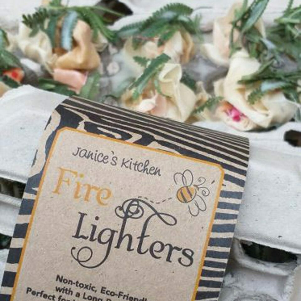 Fire Lighters- 6 pack