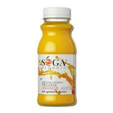 SOGA- Organic Orange Juice 240ml