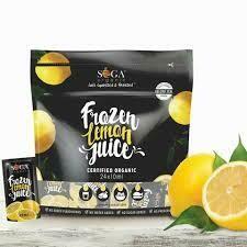 SOGA- Organic Lemon Juice 24x 10ml