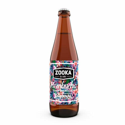 Kombucha- Original 340ml