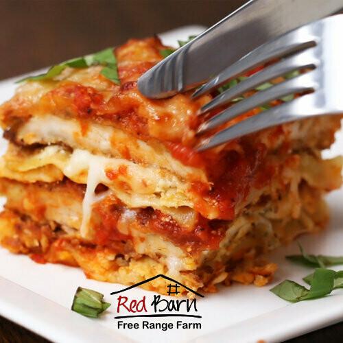 Chicken Lasagne - Family size 1kg