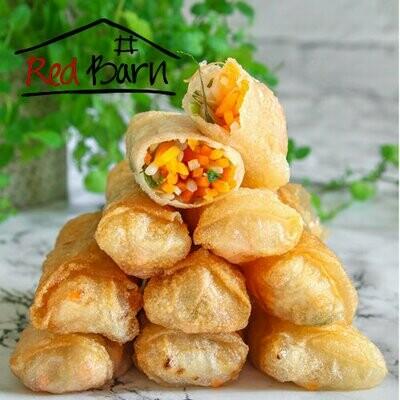 Grain-Free Asian Wraps (20's)