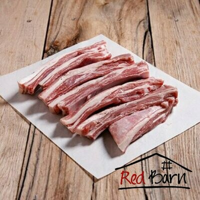 Lamb - Rib Strips 600g