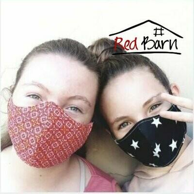 Face Mask - Cotton - Mens Large