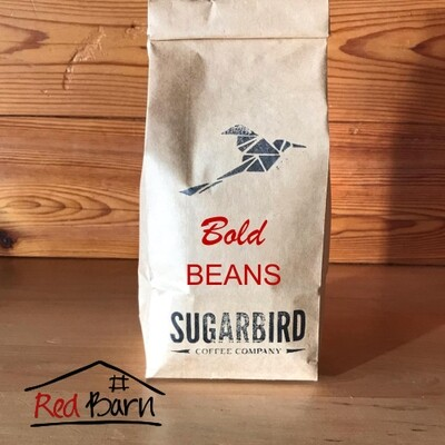 Coffee - BOLD Blend Beans- 1kg