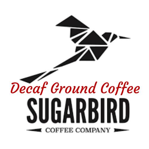Coffee - DECAF Ground - 250g