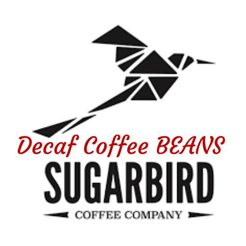 Coffee - DECAF BEANS - 250g