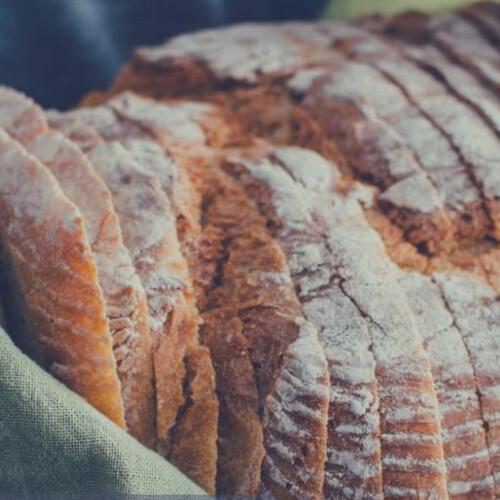 Bread - Farm Round Sliced - Frozen