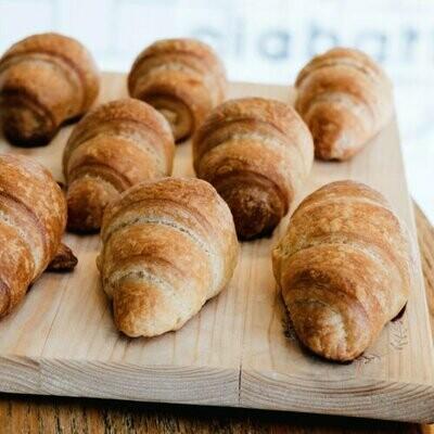 Bread - Croissant plain each - Frozen