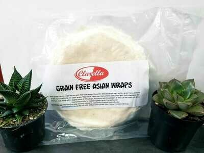 Grain-Free Asian Wraps (20's)