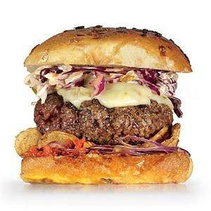 BEEF Burger Patties - grass fed, free range 500g (4's)