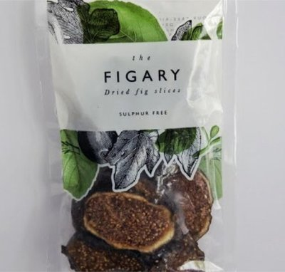 Dried Fig Slices 60g sulphur free