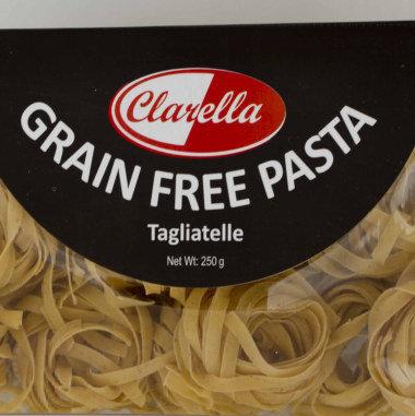 Clarella Grain free pasta-  Tagiatelle