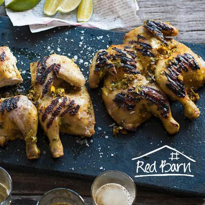 BUTTERFLIED Flatties Lemon Peri Peri 1.3kg