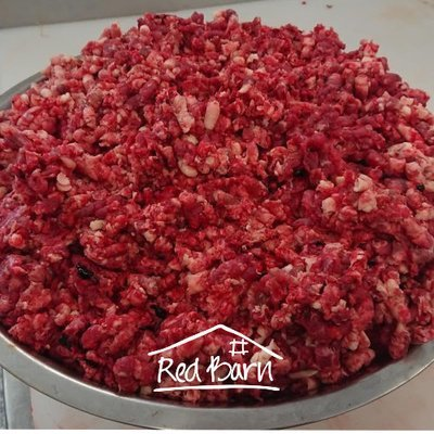 PET MINCE CHICKEN - Minced Free range chicken 500g