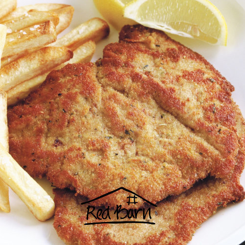 SCHNITZEL - crumbed Chicken breasts 500g