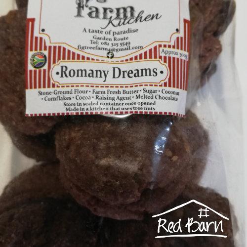 Cookies- Romany Dreams  300g