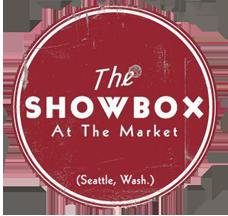 Fri Mar 19 - Seattle, WA - The Showbox - (Will Call Tickets)