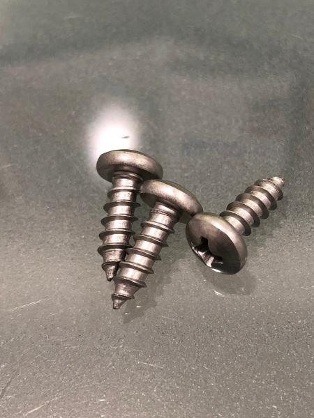 Stainless Steel mSnow™ Screws