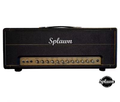 Splawn 2020 Quickrod 100 Watt EL34 Amplifier 50% Deposit