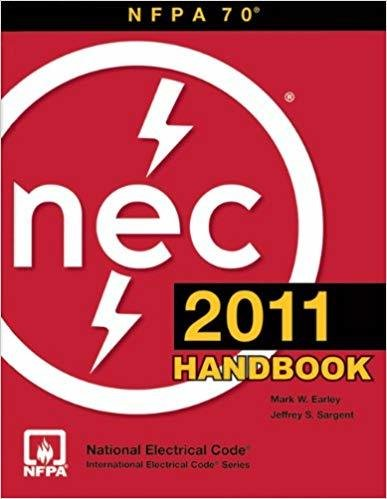 NFPA 70 National Electrical Code - 2011 Edition