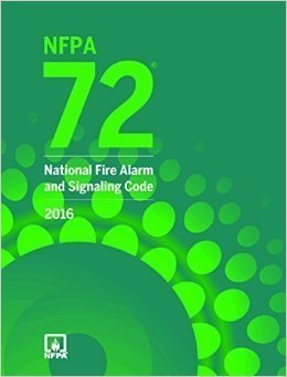 NFPA 72 National Fire Alarm Code - 2016 Edition