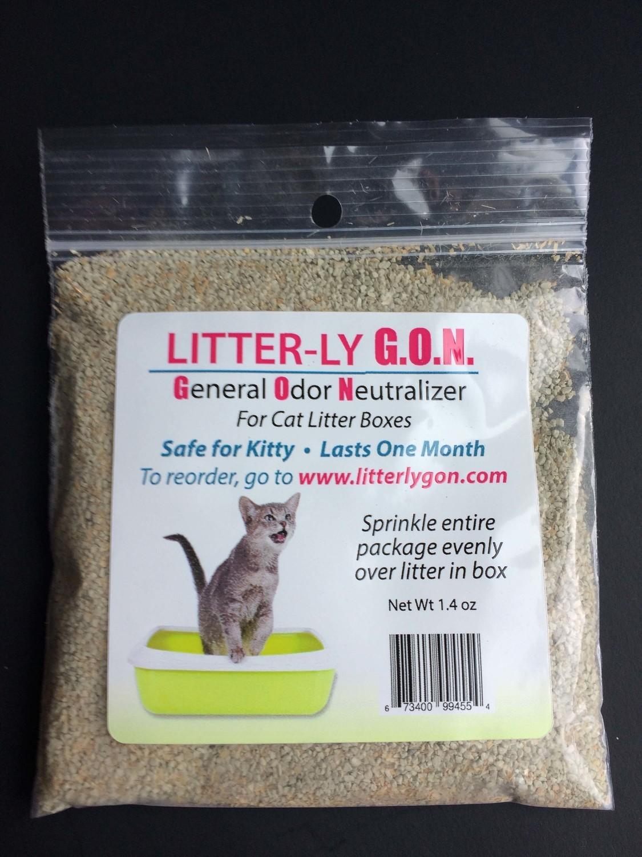 Litter-ly G.O.N (1 PACK)