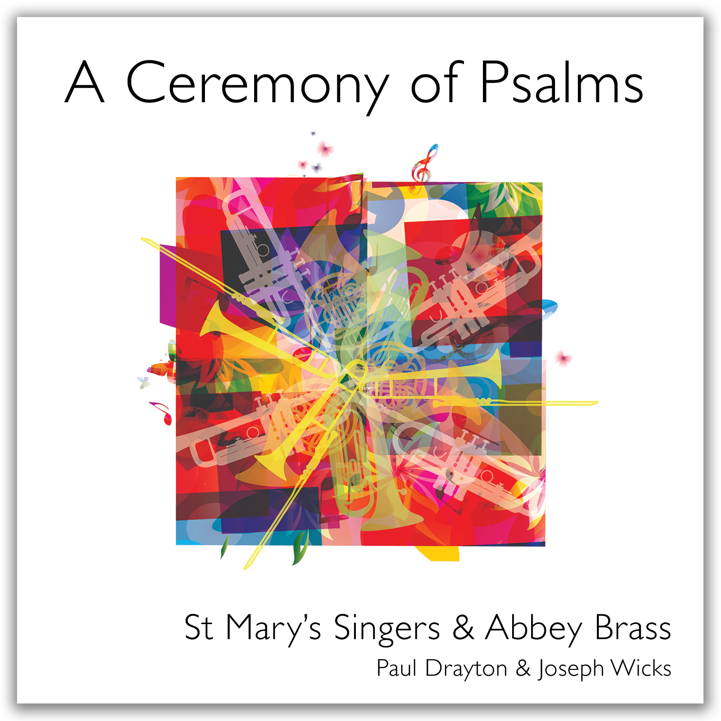 A Ceremony of Psalms [CD]