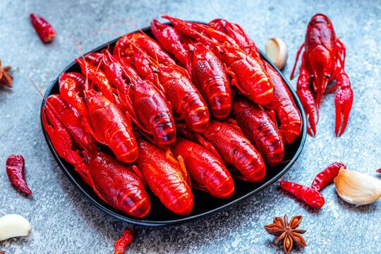 Frozen Cooked Crawfish (小龙虾)