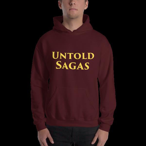 Untold Sagas Hooded Sweatshirt